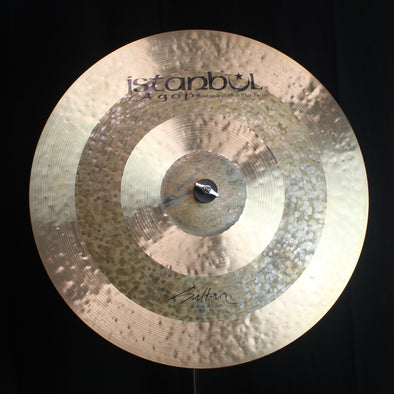 "Istanbul Agop 22"" Sultan Jazz Ride - 2283g"