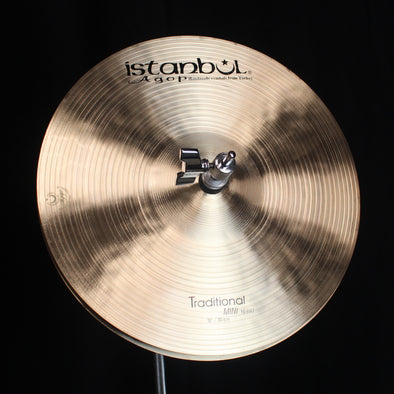 "Istanbul Agop 12"" Traditional Mini Hi Hats - 664g/736g"