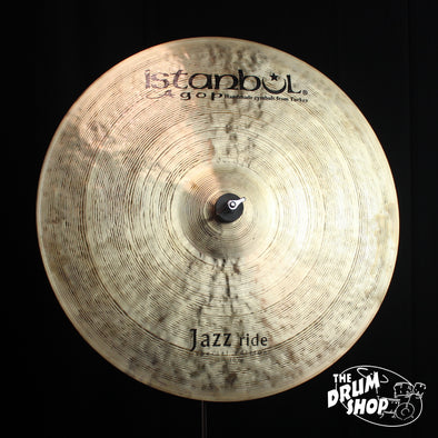 "Istanbul Agop 20"" Special Edition Jazz Ride"