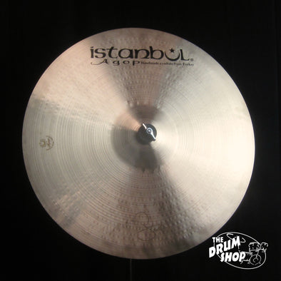"Istanbul Agop 20"" Sterling Crash Ride - 2186g"