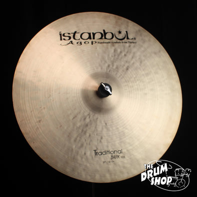 "Istanbul Agop 20"" Traditional Dark Ride - 2004g"