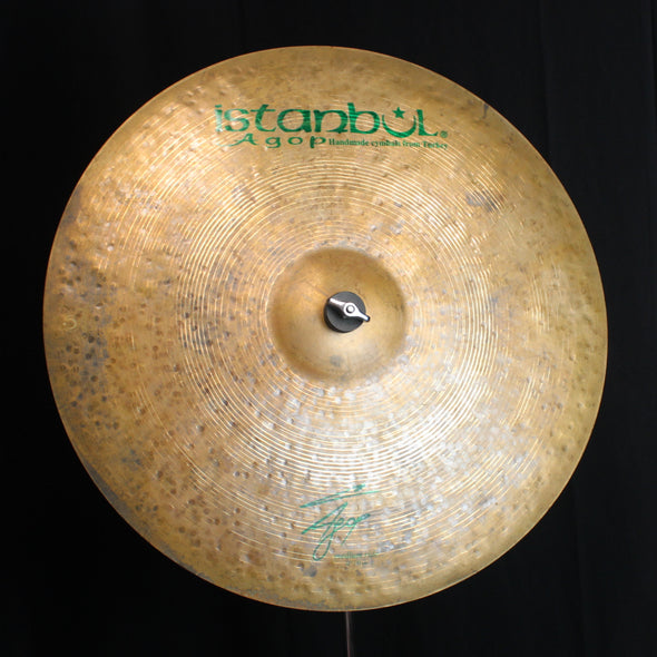 "Istanbul Agop 22"" Signature Medium Ride - 2603g"