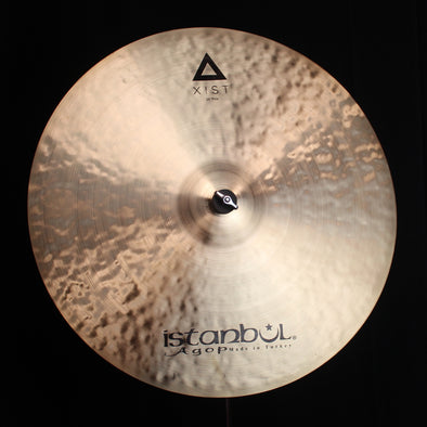 "Istanbul Agop 24"" Xist Natural Ride - 3438g"