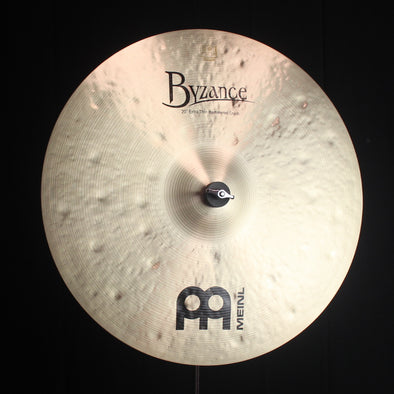 "Meinl 20"" Byzance Traditional Extra Thin Hammered Crash - 1606g"