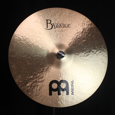 "Meinl 21"" Byzance Traditional Medium Crash - 2093g"