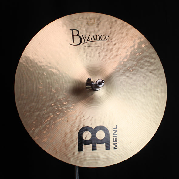 "Meinl 15"" Byzance Traditional Medium Hi Hats - 1310g/1521g"