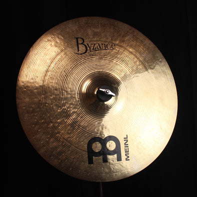 "Meinl 16"" Byzance Brilliant Medium Thin Crash - 1123g"