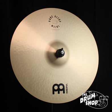 "Meinl 18"" Pure Alloy Medium Crash - 1360g"