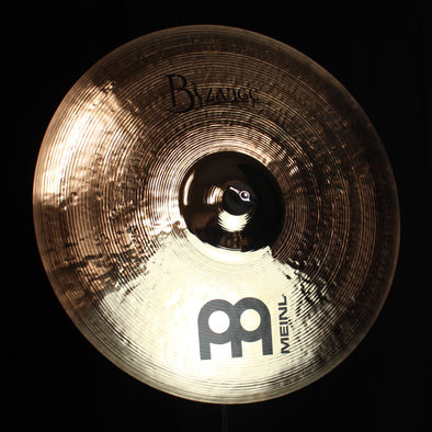 "Meinl 19"" Byzance Brilliant Medium Thin Crash - 1605g"