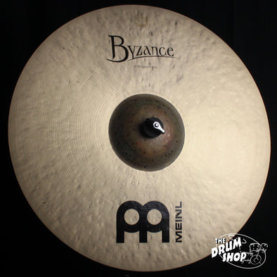 "Meinl 21"" Byzance Traditional Polyphonic Ride - 2301g"