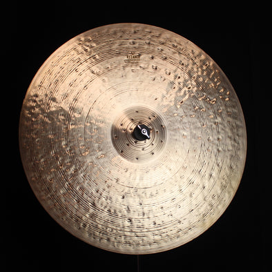 "Meinl 22"" Byzance Foundry Reserve Ride - 2570g"