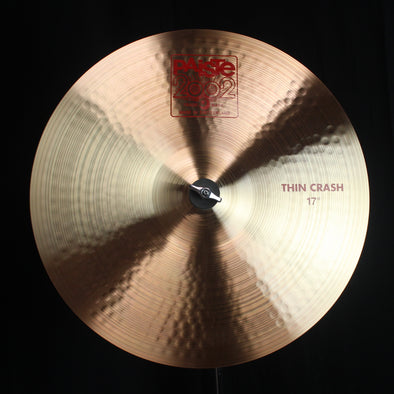"Paiste 17"" 2002 Thin Crash - 1133g"