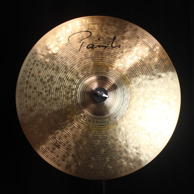 "Paiste 17"" Signature Dark Energy Mark I Crash - 1256g"