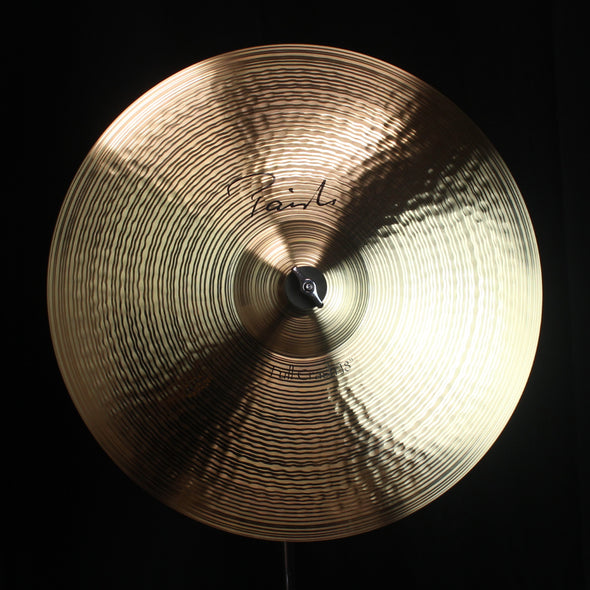 "Paiste 18"" Signature Full Crash - 1458g"