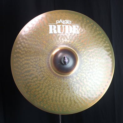 "Paiste 20"" Rude Thin Crash - 1994g"
