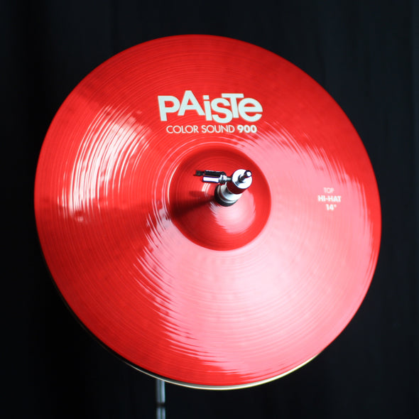 "Paiste 14"" 900 Color Sound Hi-Hats - 835g/1110g"