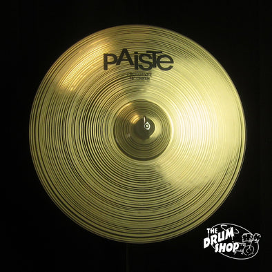 "Paiste 18"" Prototype Signature Crash"