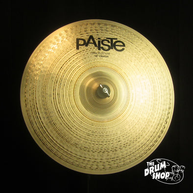 "Paiste 18"" Prototype Signature Dark Energy Crash - 1784g"