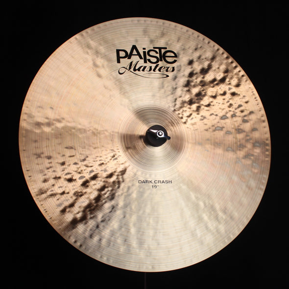 "Paiste 19"" Masters Dark Crash - 1524g"