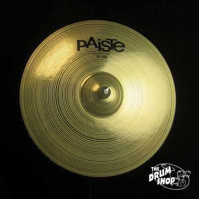 "Paiste 20"" Prototype Signature Ride - 2802g"