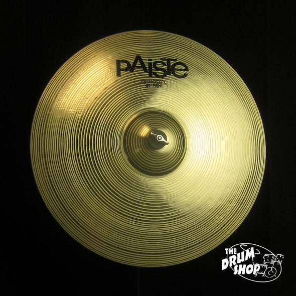 "Paiste 20"" Prototype Signature Ride - 2830g"