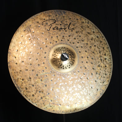 "Paiste 21"" Signature Dark Energy Mark I Ride - 2614g"