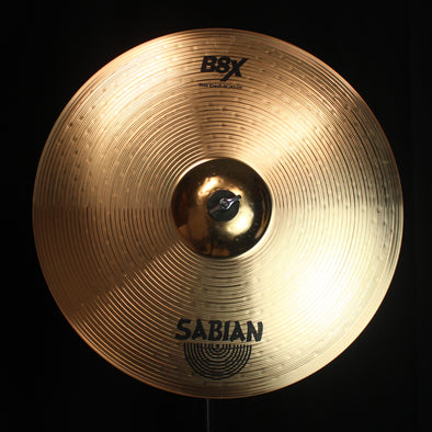 "Sabian 18"" B8X Thin Crash - 1377g"