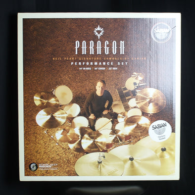 Sabian Paragon Performance Set Brilliant