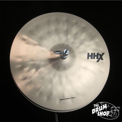"Sabian 15"" HHX Groove Hats sold"