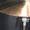 "Used Stagg 14"" Genghis Silk Road Medium Hi Hats - 957g/1229g"