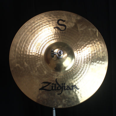 "Used Zildjian 14"" S Rock Hi Hats - 1092g/1315g"