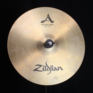 "Used Zildjian 14"" A New Beat Hi Hats - 1032g/1402g"