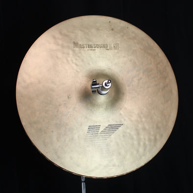 "Used Zildjian 14"" K Mastersound Hi Hats - 1145g/1443g"