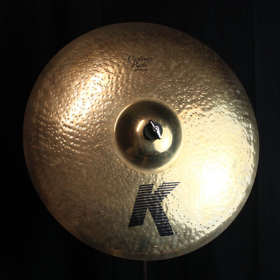 "Used Zildjian 20"" K Custom Ride - 2882g"