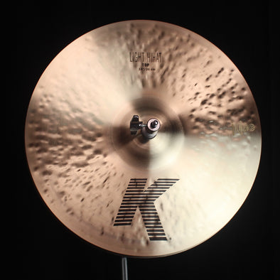 "Zildjian 14"" K Light Hi Hats - 990g/1230g"