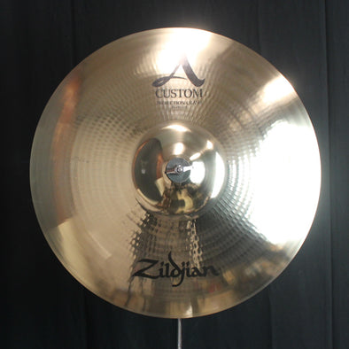 "Zildjian 18"" A Custom Projection Crash - 1446g"