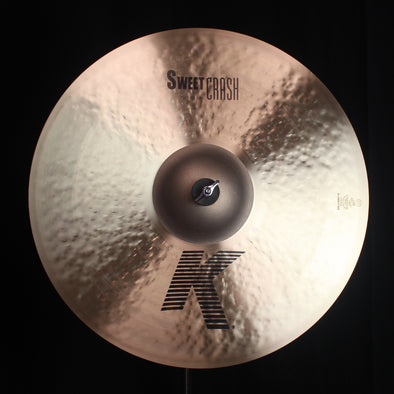 "Zildjian 19"" K Sweet Crash - 1399g"
