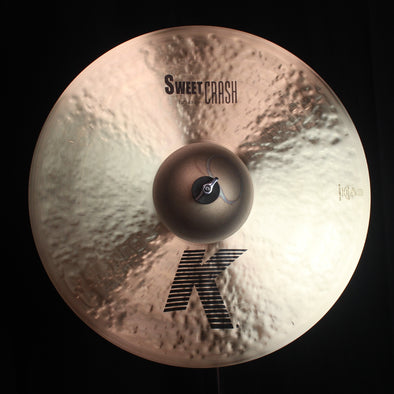 "Zildjian 19"" K Sweet Crash - 1509g"