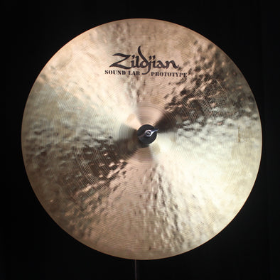 "Zildjian 19"" Prototype K Constantinople Mini Cup Ride - 1764g"
