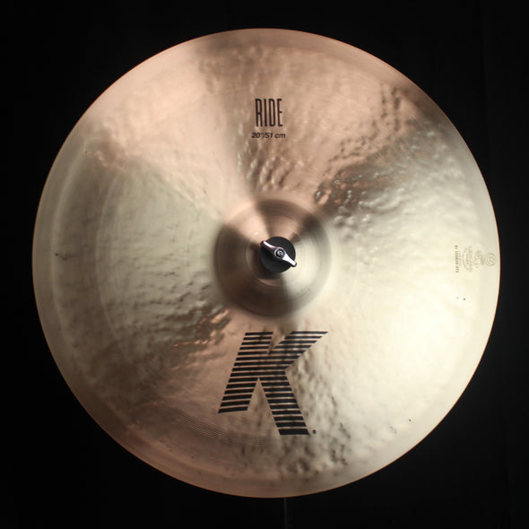 "Zildjian 20"" K Ride - 2557g"