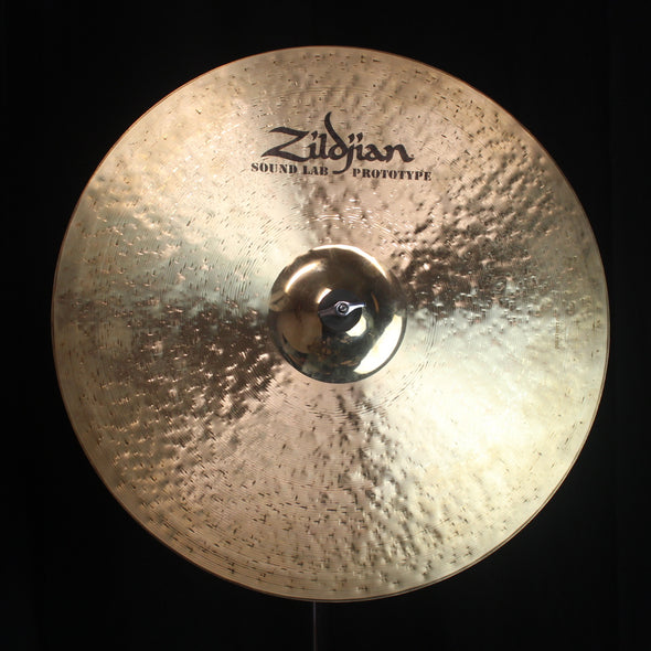 "Zildjian 20"" Prototype K Custom Staccato Ride - 1956g"