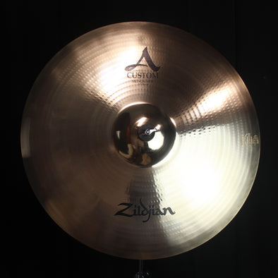 "Zildjian 22"" A Custom Medium Ride - 3368g"