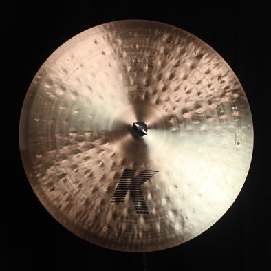 "Zildjian 24"" K Light Ride - 3315g"