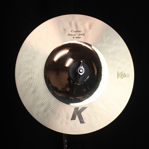 "Zildjian 9"" K Custom Hybrid Splash - 264g"