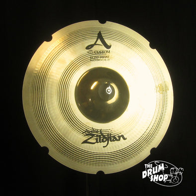 "USED Zildjian 14"" A Custom Rezo Hi Hat Bottom"