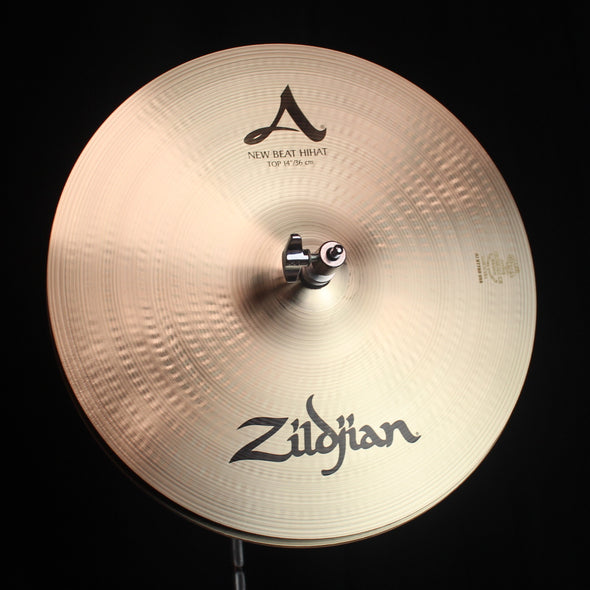 "Zildjian 14"" A New Beat Hi Hats - 933g/1409g"