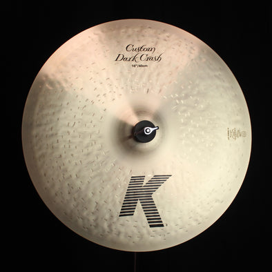 "Zildjian 16"" K Custom Dark Crash - 1078g"
