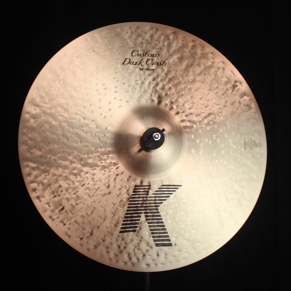 "Zildjian 18"" K Custom Dark Crash - 1360g"
