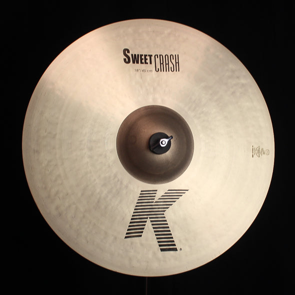 "Zildjian 18"" K Sweet Crash - 1269g"