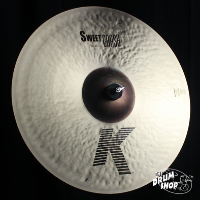"Zildjian 18"" K Sweet Crash - 1271g"